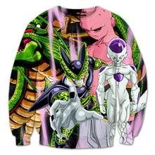 Dragon Ball Z 3D Print Sweatshirt Hoodie