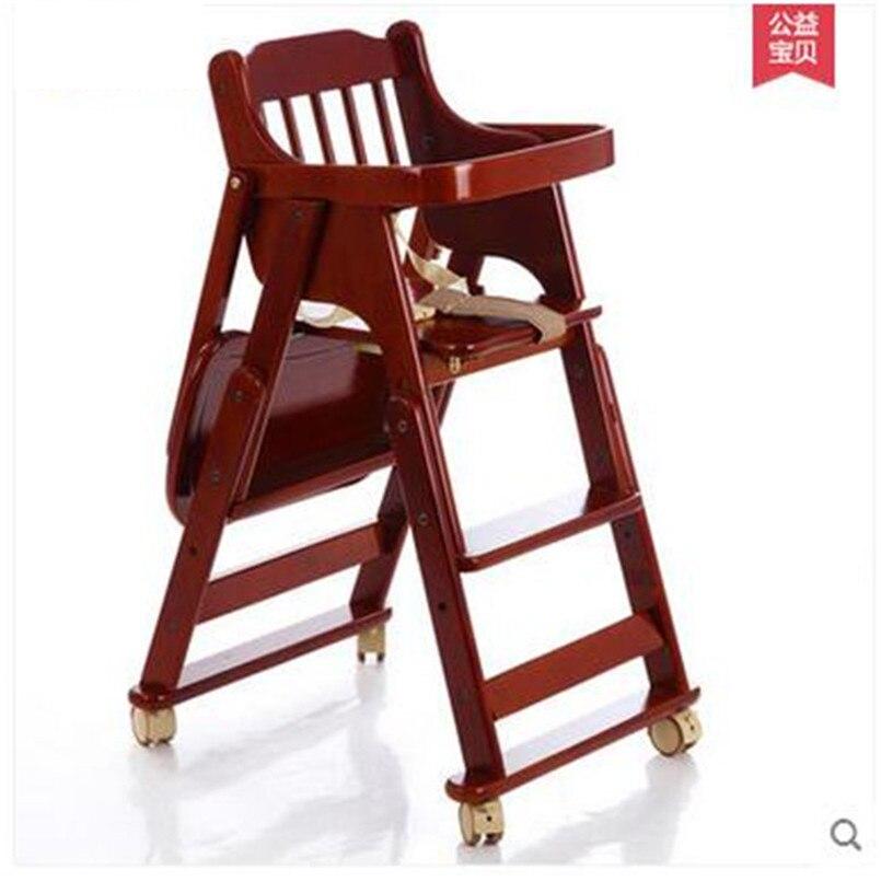 Popular Folding Wooden Highchair Buy Cheap Folding Wooden Highchair lots from