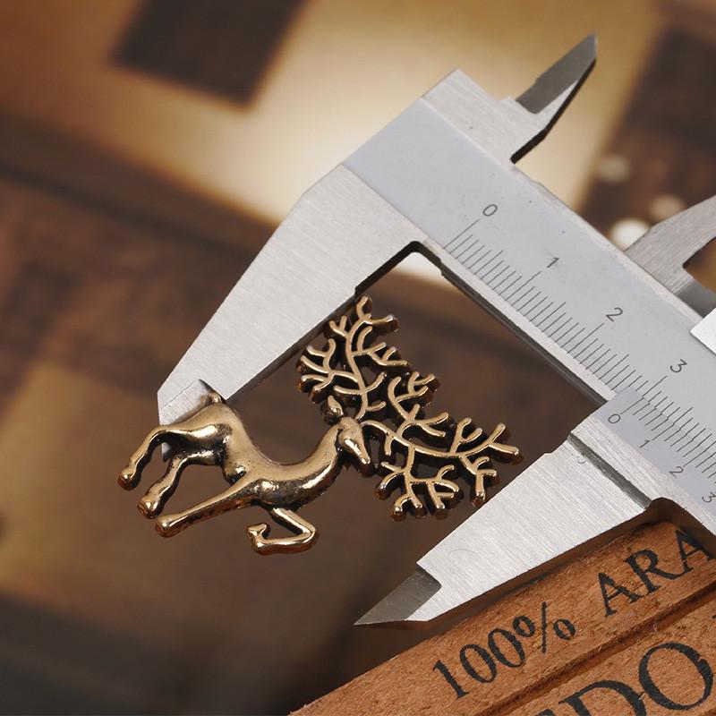 deer brooch pins3