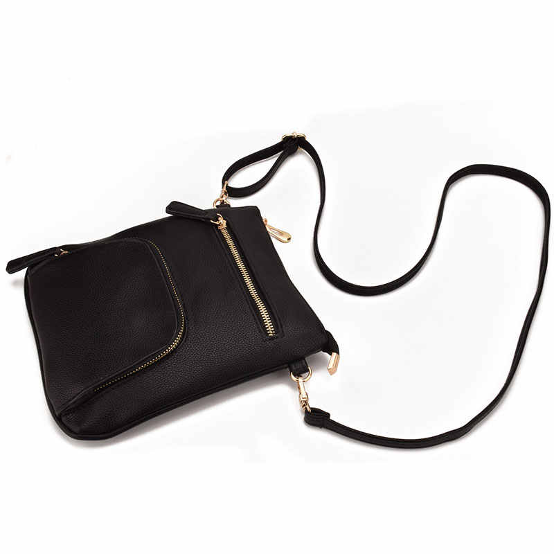 ... JIARUO Brand Design Small Vertical Front Pocket Slim Women Leather  Crossbody bag Purses Mini Shoulder Messenger f21fedc246a6b