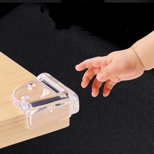 Baby Safety Furniture Table-Corners Angles Anti-Collision Transparent Child-Protection