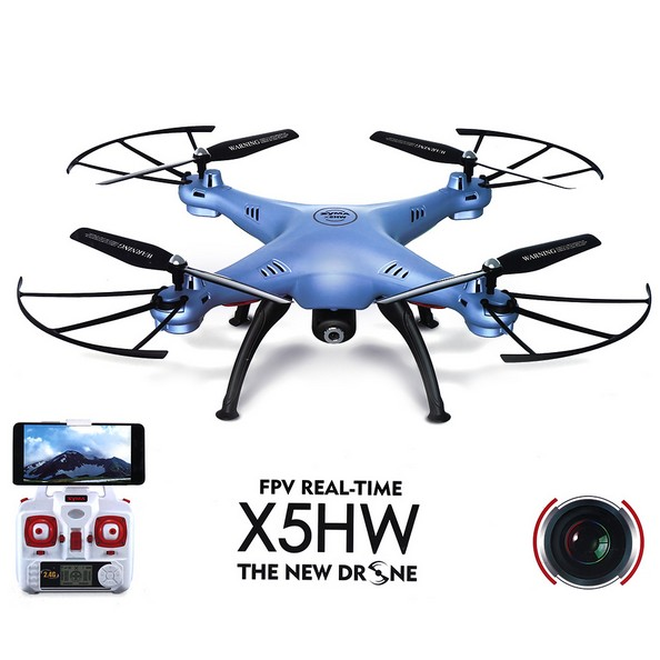 Syma X5HW WiFi FPV 2.4G RC Quadcopter Drone 6 Axis Gyro UFO RTF VS X5SW fq777 rc drone dron 4ch 6 axis gyro helicopter wifi fpv rtf rc quadcopter drones with camera toy fq777 fq10a vs syma x5sw x5sw 1