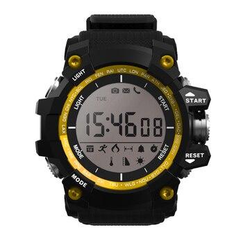 a1e97a7313cd D-watch01A reloj inteligente Wireless Sport Mens relojes Smartwatch llamada  notificación SMS remoto reloj de la cámara