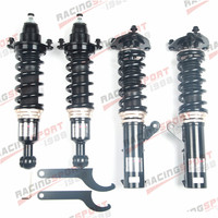 32 Step Mono Tube Coilovers Lowering Suspension Kit For Mitsubishi Lancer 08 17