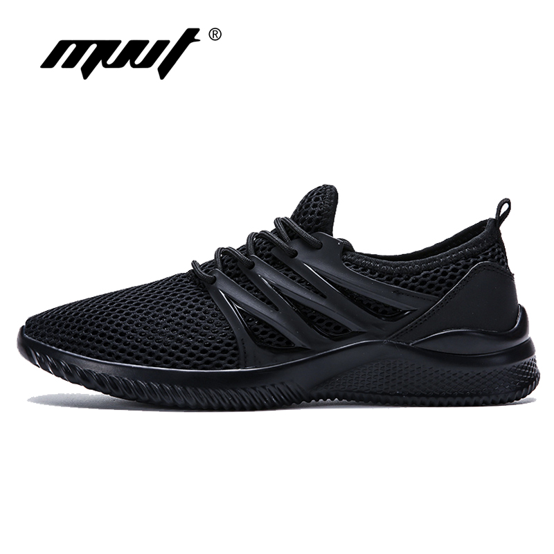 2018 Super Lightweig Men Running Shoes Breathable Men Sneakers Bounce Mesh Summer Shoes Outdoor Sport shoes Training shoes
