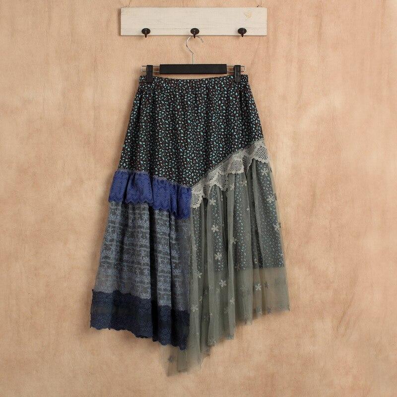 Lolita patineuse faldas cortas ensemble jupe et haut saia steampunk faldas mujer chiffon maxi - Ensemble jupe et haut habille ...