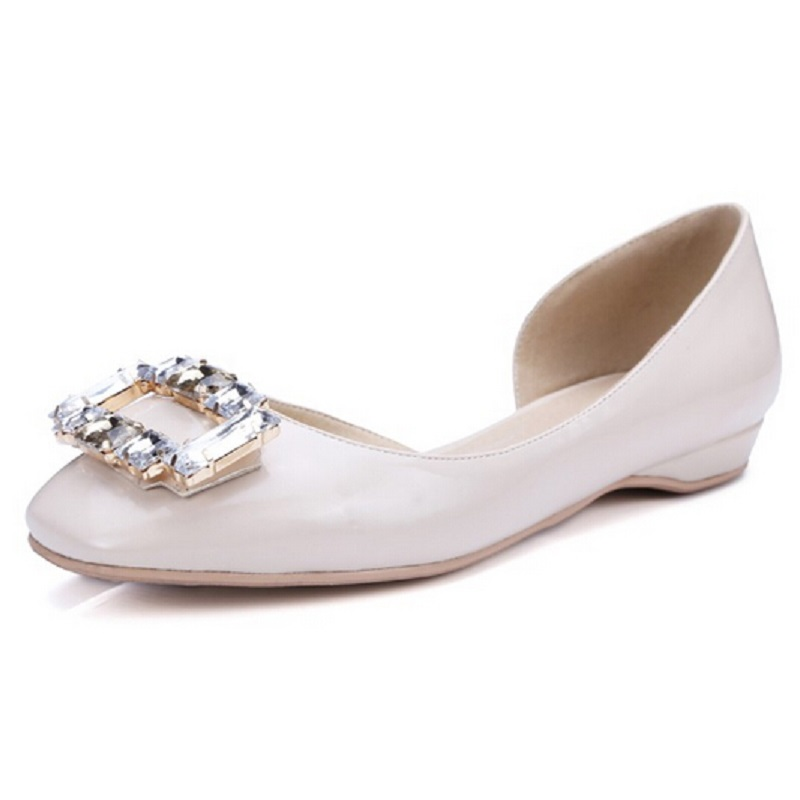 Online Buy Wholesale Nude Ballet Flats From China Nude Ballet Flats Wholesalers -4447