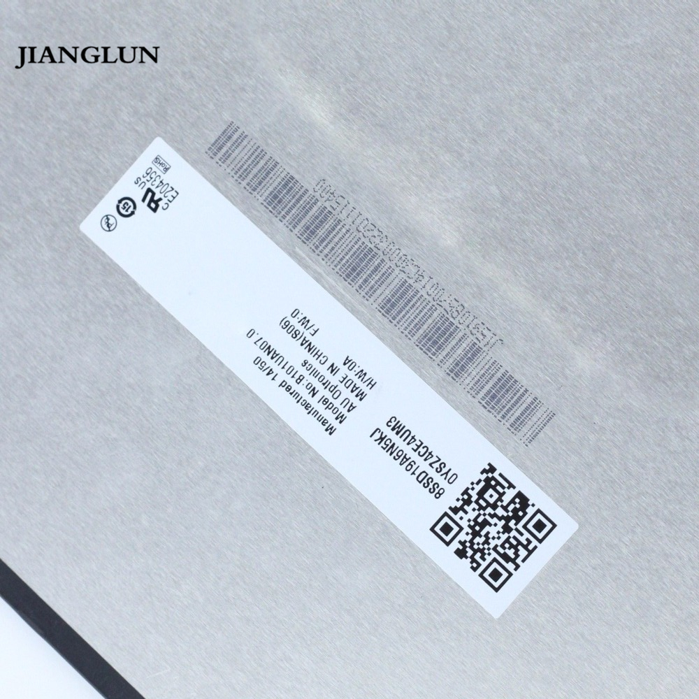 JIANGLUN LCD Screen Display Glass For Lenovo Tab 2 A10-70 A10-70F A10-70L A7600 10.1'' jianglun lcd screen display glass for lenovo tab 2 a10 70 a10 70f a10 70l a7600 10 1