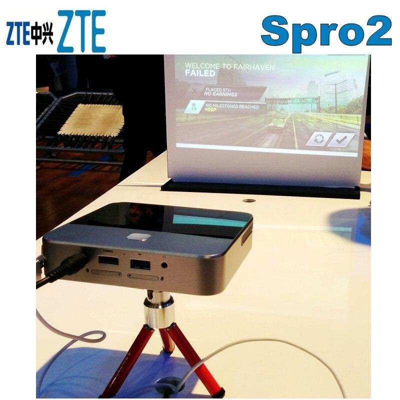 ZTE Spro 2 Mini projecteur Android intelligent et point d'accès