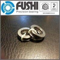 S51105 (2PCS) 25x42x11mm 25*42*11mm 51105 stainless steel thrust ball bearing
