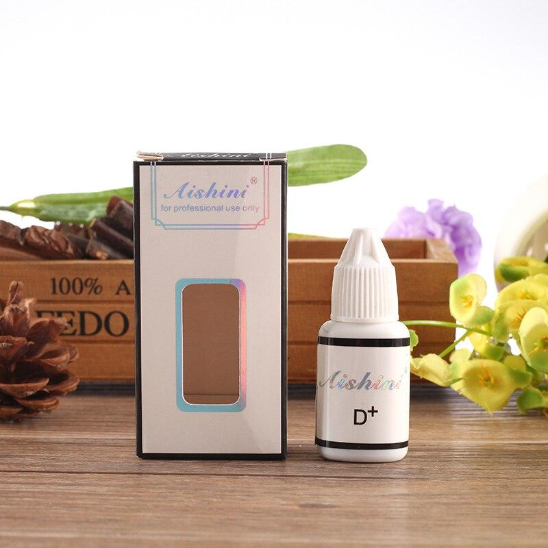 10ml Eyelash Extension Glue D+ Fast Dry No Odor Non Irritation Strong Adhesive Eyelash Glue For False Eyelashes