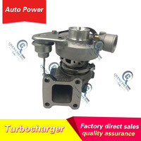 High quality CT20 Turbo charger for Toyota Hilux surf Hiace Landcuiser 2.4 L 1720154060 17201 54060 17201 54061 turbocharger