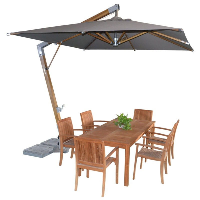 Online buy wholesale teak outdoor furniture from china for Outdoor furniture direct