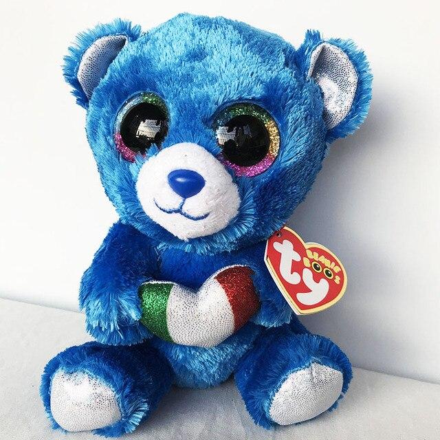 25f24debf18 15cm Ty Beanie Boos Collection Big Eyes 6