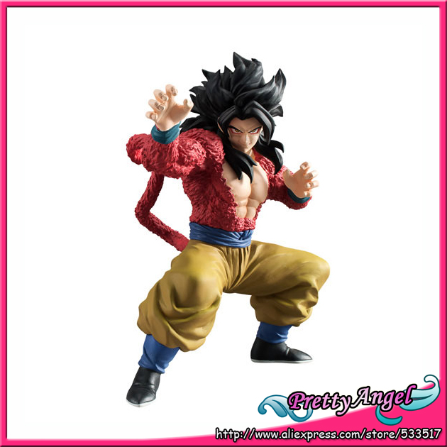 Japanese Anime Original Bandai Dragonball Dragon ball Z Kai Styling Figurine Super Saiyan 4 Son Goku hot selling promotion dragonball z figure marvel new japanese anime super saiyan goku pvc dragon ball figurine 17cm