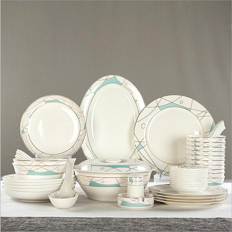Buy Fine China Dinnerware Sets WCL 07 Fine Bone China Cutler