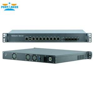 Image 4 - 1U netzwerk Firewall Router System mit 8 ports Gigabit lan 4 SPF Intel i3 4160 3,6 Ghz Mikrotik PFSense ROS wayos 4G RAM 128G SSD