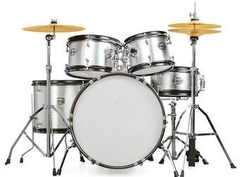 5-pc Junior Drum set colorful Percussion Musical instrument Drums instruments
