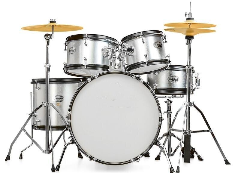 5 ПК Junior Drum set Красочные Ударные музыкальные инструменты ударные инструменты