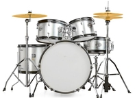 5 pc Junior Drum set colorful Percussion Musical instrument Drums instruments