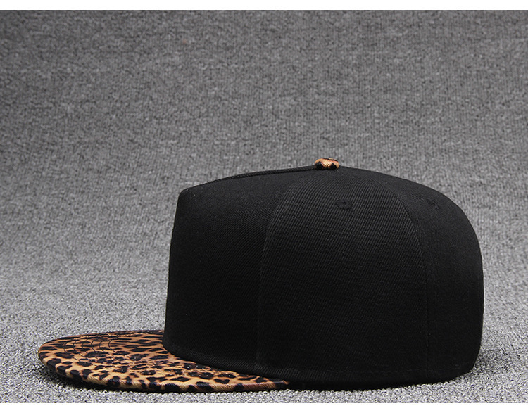 Full Close Camouflage Hip Hop Cap Whole Closure Women Mens Plus Size Flat Brim Bill Baseball Cap Fitted Snapback Hat 56-62cm Men's Baseball Caps