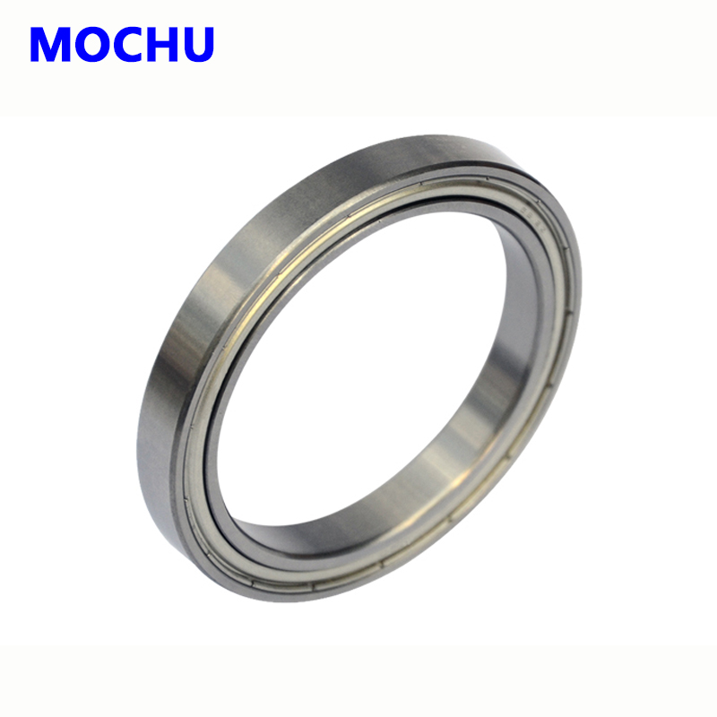 1pcs Bearing 6816 6816Z 6816ZZ  61816-2Z 80x100x10 ABEC-1 MOCHU Thin Section Shielded Deep groove ball bearings, single row 1pcs 71901 71901cd p4 7901 12x24x6 mochu thin walled miniature angular contact bearings speed spindle bearings cnc abec 7