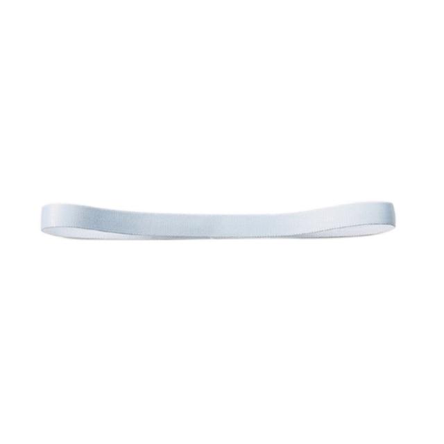Unisex sports headband running fitness yoga football basketball silicone sweat guide hair lead belt 5