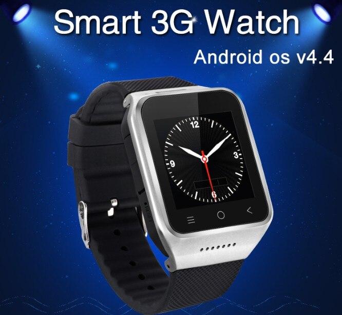 Reloj de pulsera 3G reloj Inteligente Android apoyo S8 Pantalla TD 5 M HD cámara