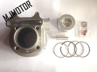 High Performance GY6 80cc Big Bore Cylinder Kit For 139QMB GY6 50cc Engine Chinese QJ Keeway