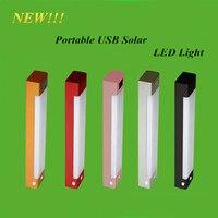New Product Portable USB Solar LED Light Furniture Accessories SOS Flash Light W Beautiful Box