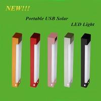 New Product Portable USB Solar LED Light Furniture Accessories SOS Flash Light W/ Beautiful Box