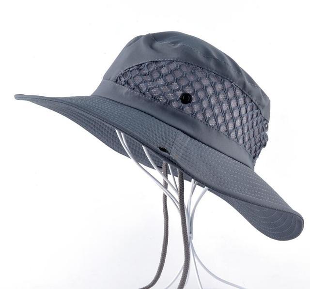 Gray Beach hat 5c64fdf9368f5