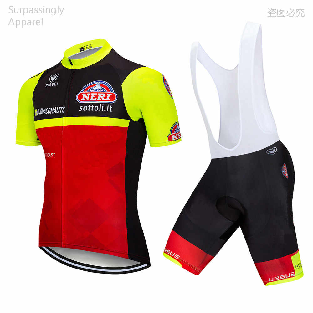 Color : Gold, Size : XXL Cycling Suits Pro Team Cycling Clothing//Road Bike Wear Racing Clothes Quick Dry Mens Cycling Jersey Set Ropa Ciclismo Maillot Quick Dry Breathable Fabric