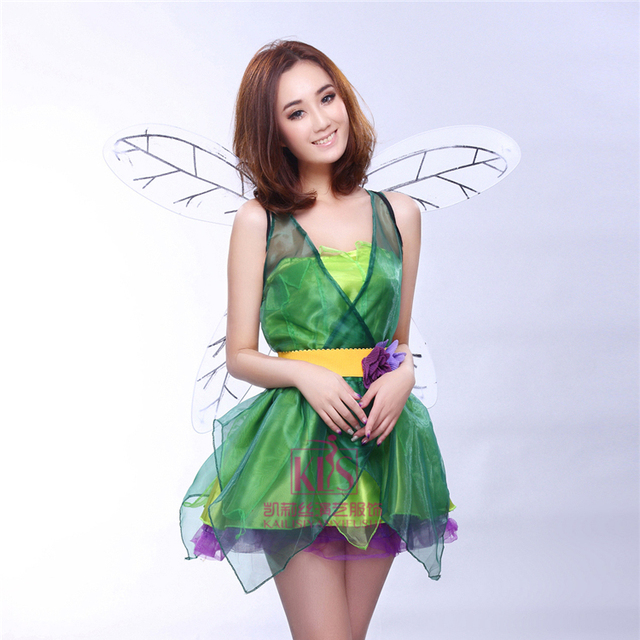 Free shipping halloween woman dragonfly costume animal party butterfly fairy cosplay dress  sc 1 st  AliExpress.com & Free shipping halloween woman dragonfly costume animal party ...
