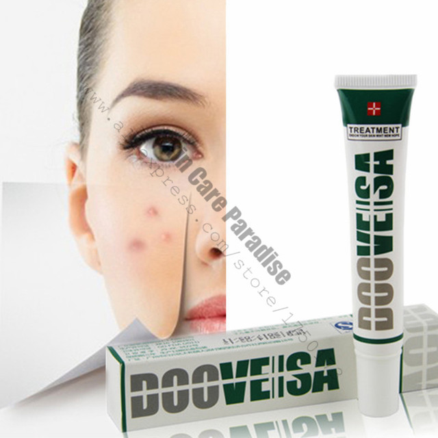 Pimples Ance Remove Pores-tightening Scars Cream Herbal Black Spot Treatment 20g