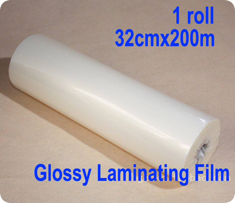 Fast free shipping 1 roll 32cmx200m Glossy Hot Laminating Film 1 Core Laminator  13x 656' 1mil 6es7284 3bd23 0xb0 em 284 3bd23 0xb0 cpu284 3r ac dc rly compatible simatic s7 200 plc module fast shipping