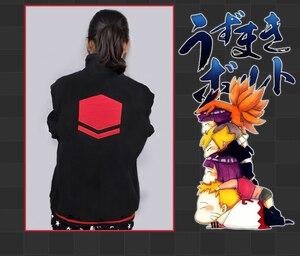 Image 5 - Anime Naruto Uzumaki Boruto Fleeces Cosplay Costume Boruto Casual Hoodie Daily Jacket