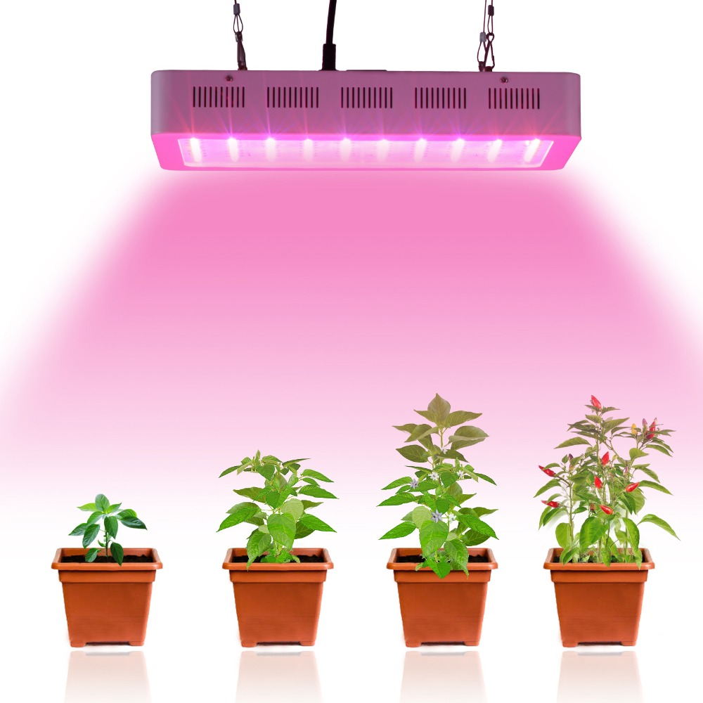 300w Dimmable Plant Light 9 Bands Full Spectrum Led Grow