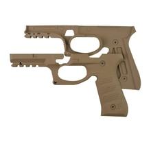 PB PlayJinming M92 игрушечный пистолет, защитный чехол, гелевый шариковый пистолет, аксессуары для ремонта под подвесным Рельсом 20 мм, нейлоновый набор быстрого набора T146