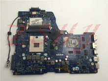 for Toshiba Satellite A665 P750 P755 laptop motherboard HM65 GT540M ddr3 K000125710 PHQAA LA-6831P Free Shipping 100% test ok k000104400 motherboard for toshiba satellite a660 a665 hm55 nwqaa d12 la 6062p