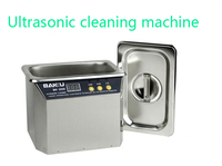 Washing the ultrasonic cleaning machine, IC, jewelry cleaning 110 v / 220 v, 304 stainless steel material, ion cleaning machine