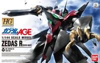 Bandai Gundam AGE HG 12 1:144 Zedas R