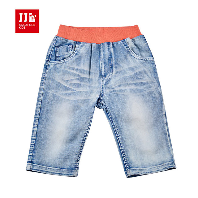 boys shorts jeans knee length kids shorts children jeans boys clothes kids demin pants shorts for kids clothes