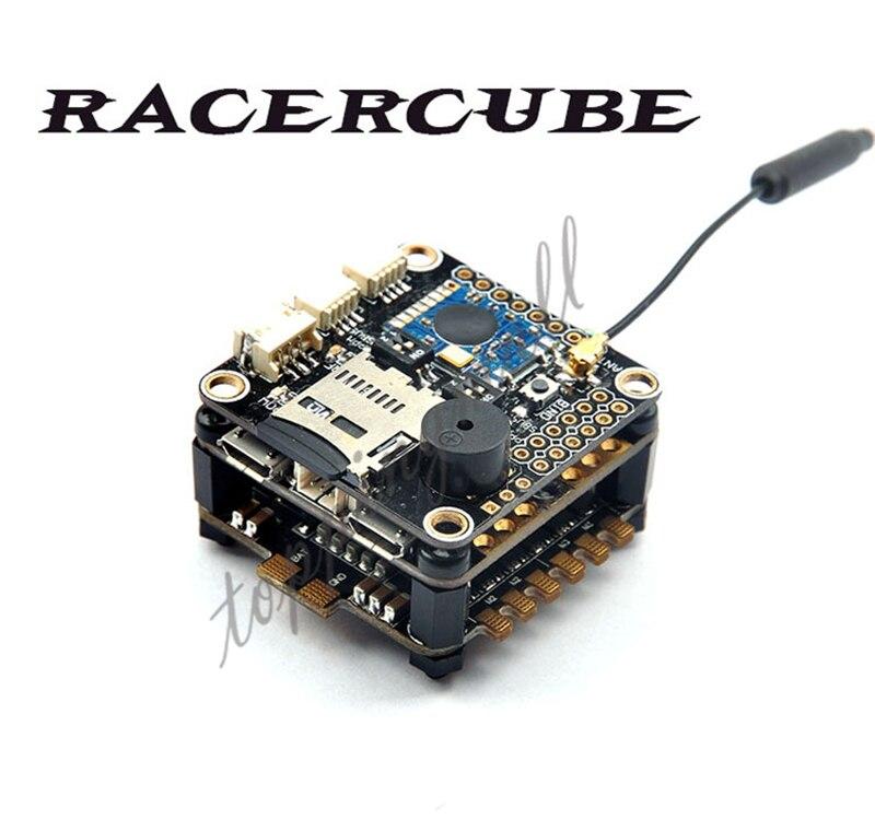 Contrôleur de vol Racercube de haute qualité 4 en 1 LittleBee 20A ESC Frsky 8CH PPM récepteur SBUS F3 EVO pour jouets RC Multirotor