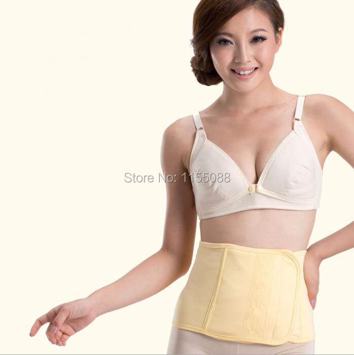 1 Piece Postpartum Support Recovery font b Belt b font Pregnancy Tummy C section Shapewear Belly