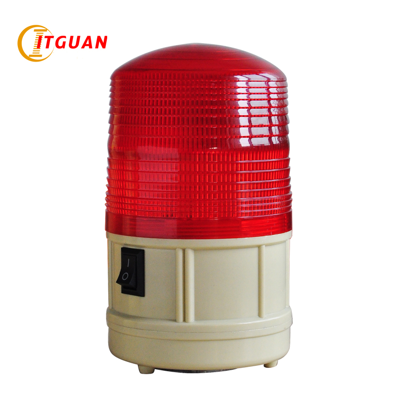 LTD-5088 Battery Flashing Warning Light Magnet Bottom battery operated led light led strobe warning light vehicle beacon lights макс брукс успокоение ltd