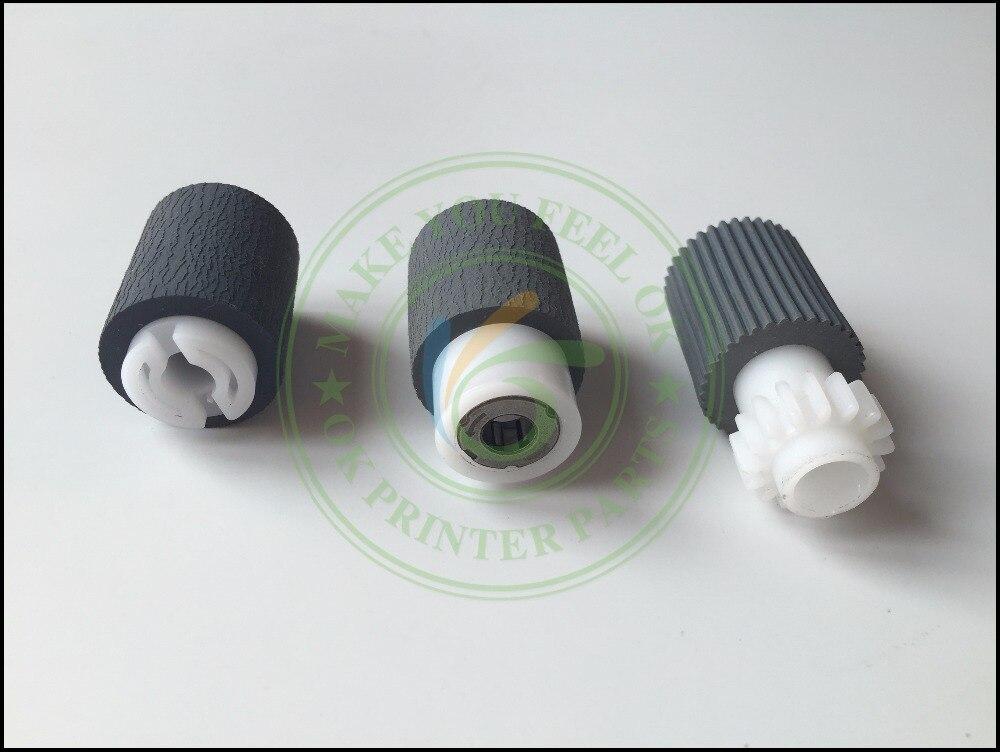2AR07220 2AR07230 2AR07240 Paper Pickup Feed Separation Roller for Kyocera KM1620 1650 2020 2050 2550 3035