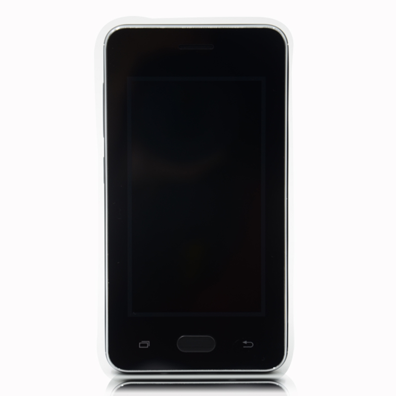 Original cell phones 3 5 touch screen dual sim mobile for Telephone portable a touches