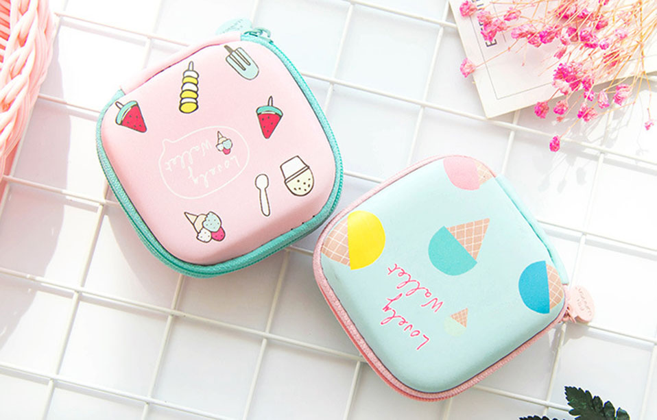 New Cute Electronic Digital Storage Bag Case For Earphone EVA Headphone Container USB Cable Earbuds Storage Box Pouch Bag Holder (6)