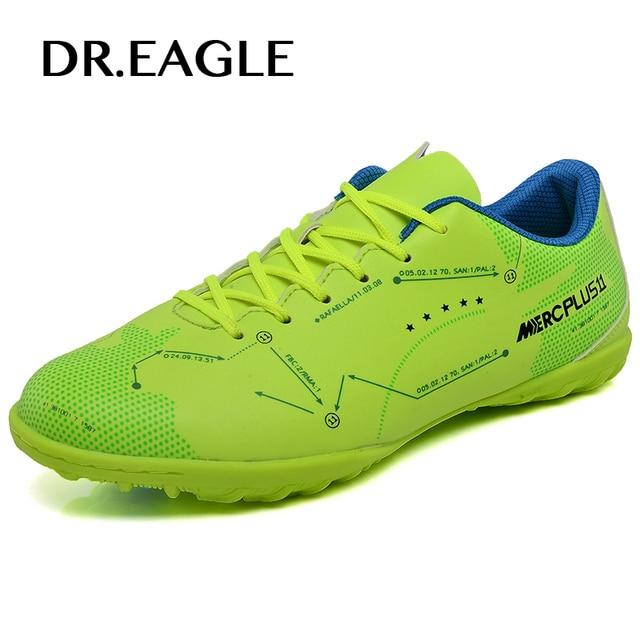 01aca24493e4a DREAGLE futzalki Homens Menino Crianças Chuteiras de futebol indoor Futebol  Sapatos de desporto Sapatilhas Sapatilhas criança